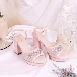 Ankle Strap Eleanor Pink